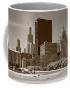 Chicago Skyline Coffee Mug