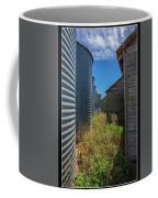 Back Alley On The Prairies Coffee Mug