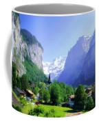 Show Landscape Coffee Mug