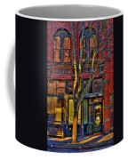 219 Washington Street Coffee Mug