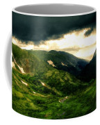 In The Landscape Coffee Mug