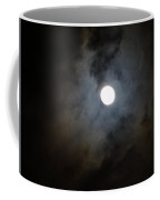 Moon And The Clouds Coffee Mug