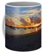 22- Sunset At Seagull Beach Coffee Mug