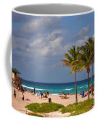 23- A Day At The Beach Coffee Mug