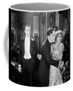Silent Film Still: Couples Coffee Mug
