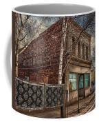 232 Simpson St. Texture Coffee Mug