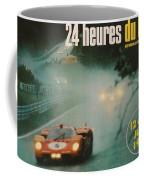 24 Hours Of Le Mans - 1971 Coffee Mug