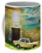 24 Hr Parking By The Beach Coffee Mug