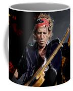 Keith Richards Collection Coffee Mug