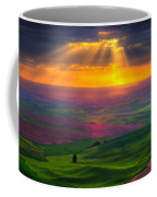 Landscape Painted Coffee Mug