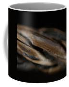 Macro Of Everyday Object Coffee Mug