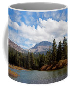 Mt. Lassen National Park Coffee Mug