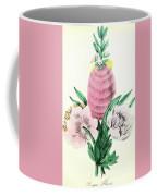 Vintage Botanical Illustration Coffee Mug