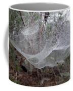 Australia - Concave Spider Web Coffee Mug