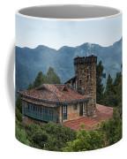 Bogota Cerro De Monserrate Coffee Mug