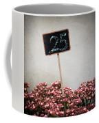 25 Coffee Mug