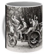 Silent Film: Automobiles Coffee Mug by Granger