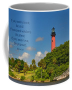 255- Becca Lee - Jupiter Lighthouse Coffee Mug