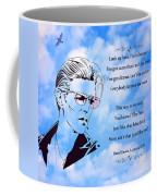 256- David Bowie Coffee Mug