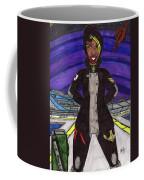 25th Century Sailor Coffee Mug