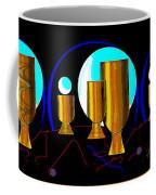 2664 Golden Goblets Patterns 2018 Coffee Mug