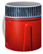 2674- Red Volkswagen  Coffee Mug