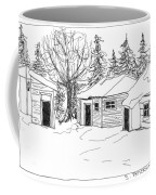 26th Street Fairbanks 1975 Ally Coffee Mug