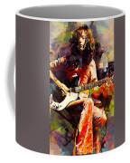 Jimmy Page. Led Zeppelin. Coffee Mug