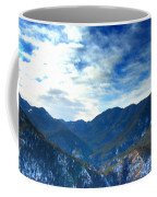 Lake Landscape Coffee Mug