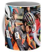 Fearless Femme Racing Coffee Mug