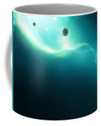 29885 3d Space Scene Outer Space Coffee Mug