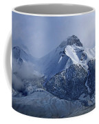 2d07513 Fresh Snow On Mt. Mccaleb Coffee Mug