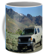 2da5944-dc Our Sportsmobile At Steens Mountain Coffee Mug