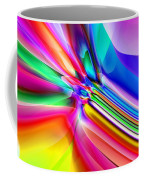 2x1 Abstract 303 Coffee Mug