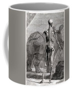 18th Century Anatomical Engraving Coffee Mug