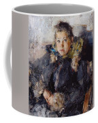 1910 Nikolay Feshin Coffee Mug
