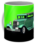1930 Ford Tudor Sedan Coffee Mug