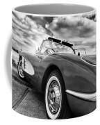1959 Chevrolet Corvette Coffee Mug