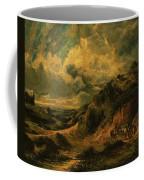 A Heath Painting Painted Originally Coffee Mug