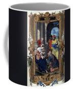Adoration Of Magi Coffee Mug