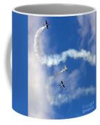 Aerostars Yak-50 Team Coffee Mug