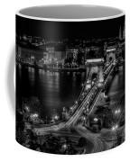 An Evening In Budapest Coffee Mug