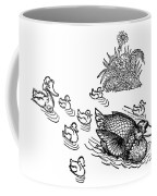 Andersen: Ugly Duckling Coffee Mug