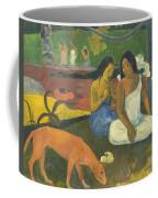 Arearea Coffee Mug