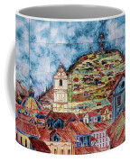 Artisan Market In Quito Coffee Mug