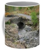 Ashness Stone Packhorse Bridge, Lake District National Park Coffee Mug