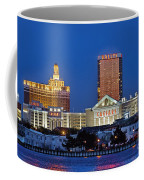 Atlantic City Skyline Coffee Mug