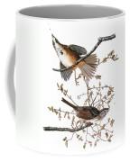 Audubon: Sparrow, (1827-38) Coffee Mug
