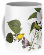 Audubon Warbler Coffee Mug
