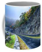 Autumn Colors In The Blue Ridge Mountains Coffee Mug
